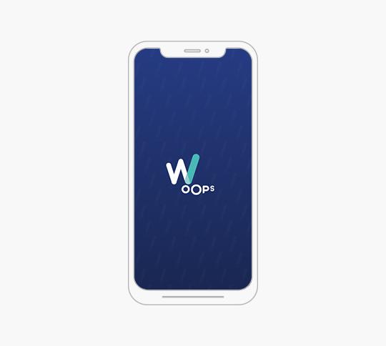 Woops! app